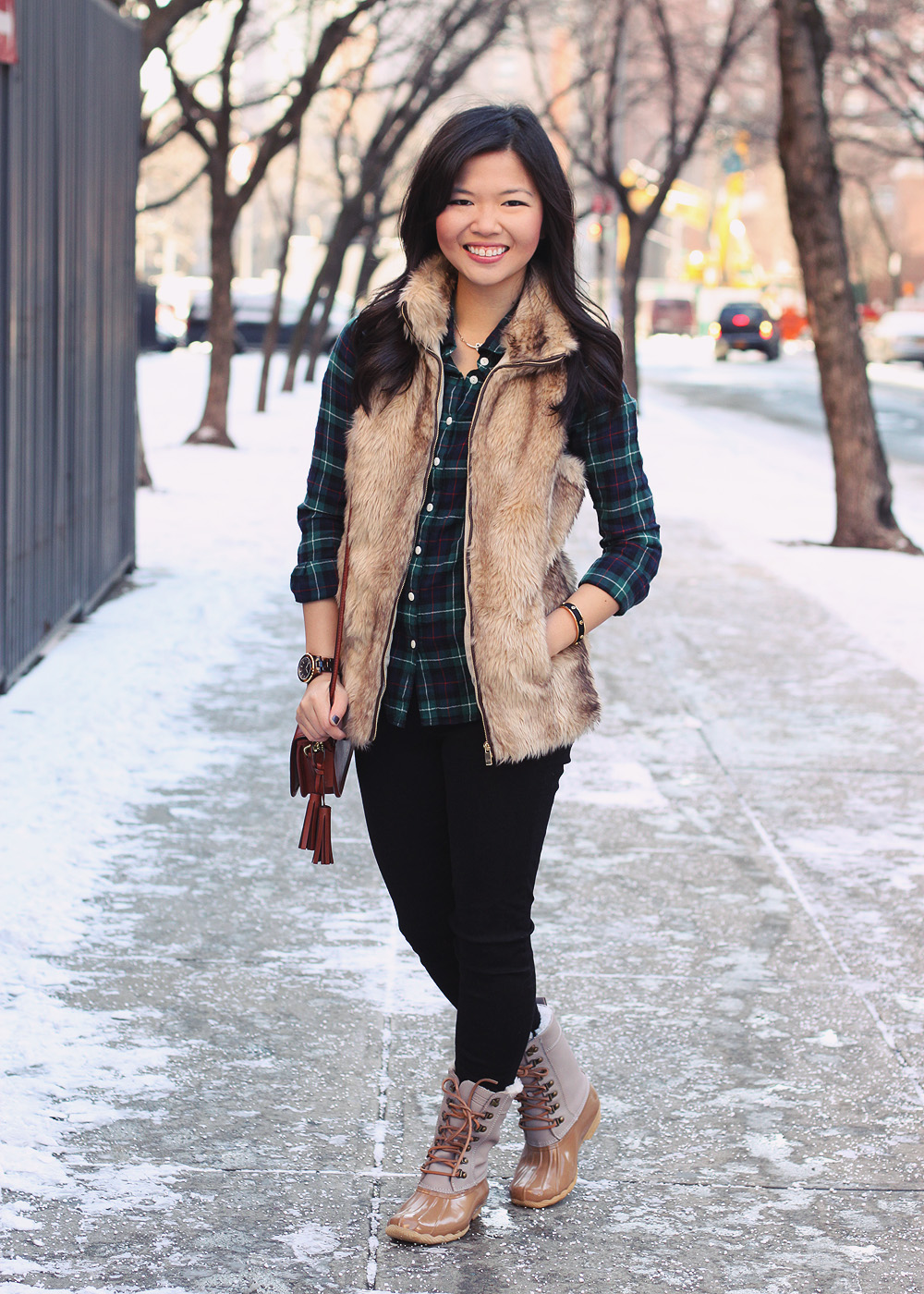 Flannel fur skirt the rules life style in nyc for Best dress shirts nyc