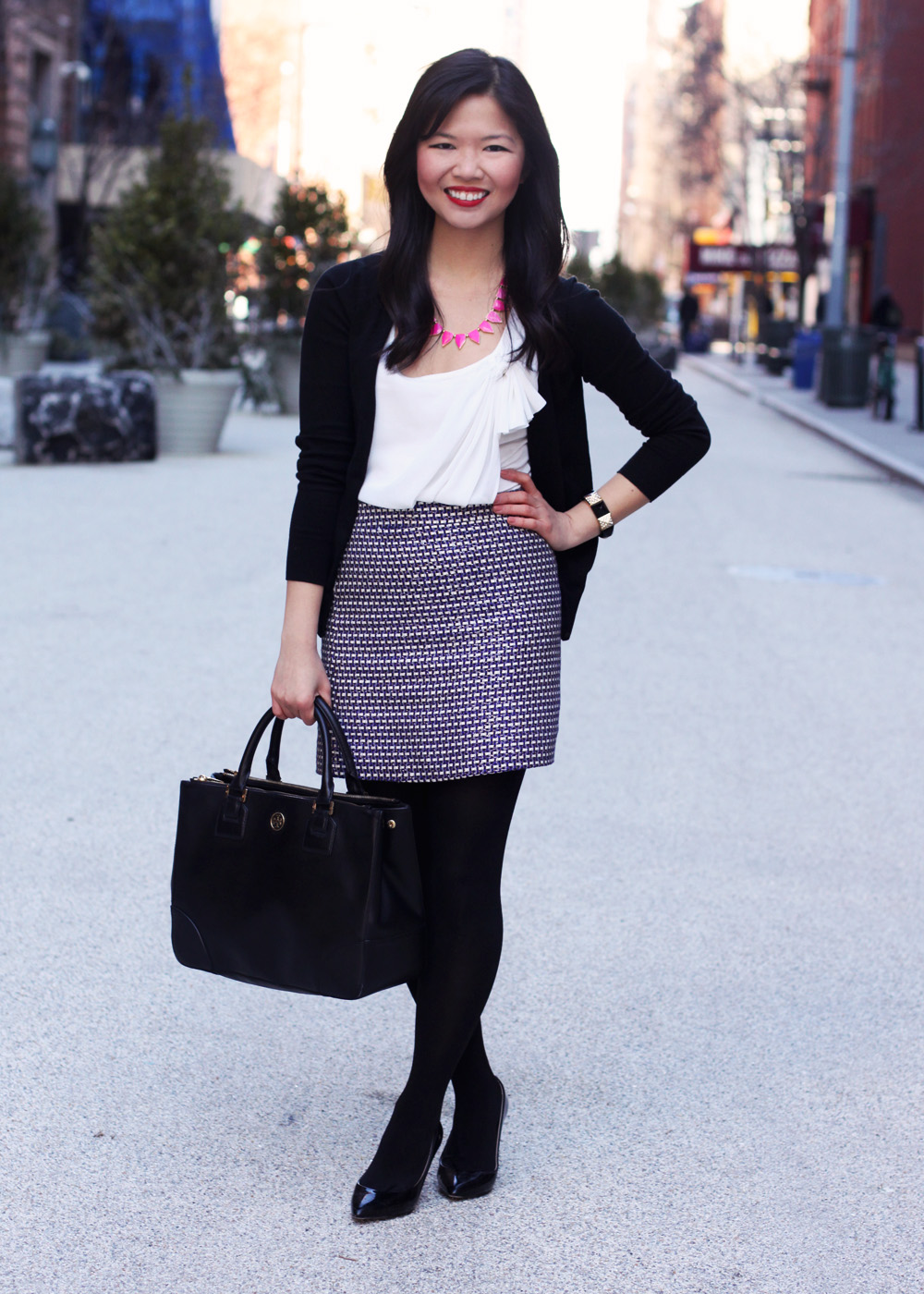 work it  – Skirt The Rules | NYC Style Blogger