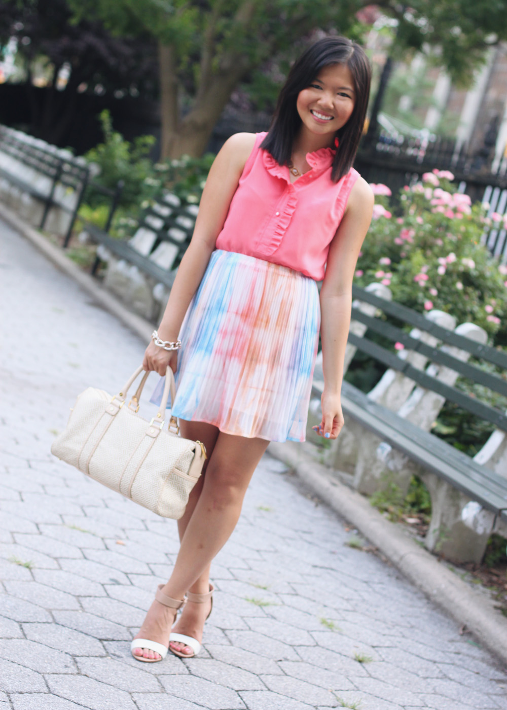 dd454c51cb Skirt The Rules Blog  NYC fashion blogger  style blog  summer outfit  photos  ...