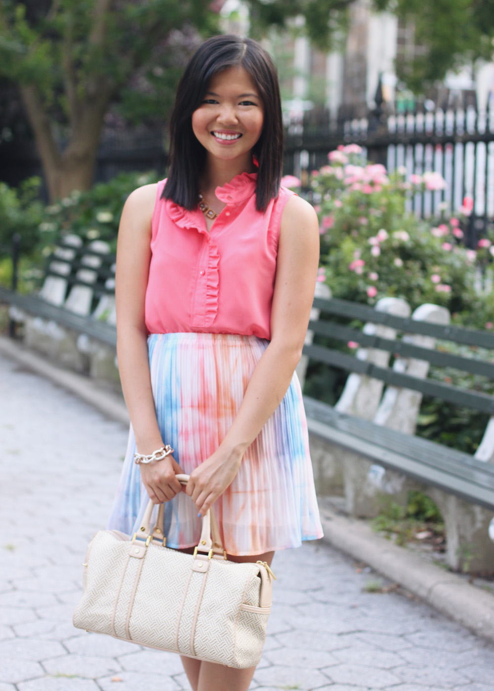 405eae0c62 ... Skirt The Rules Blog  NYC fashion blogger  style blog  summer outfit  photos  ...