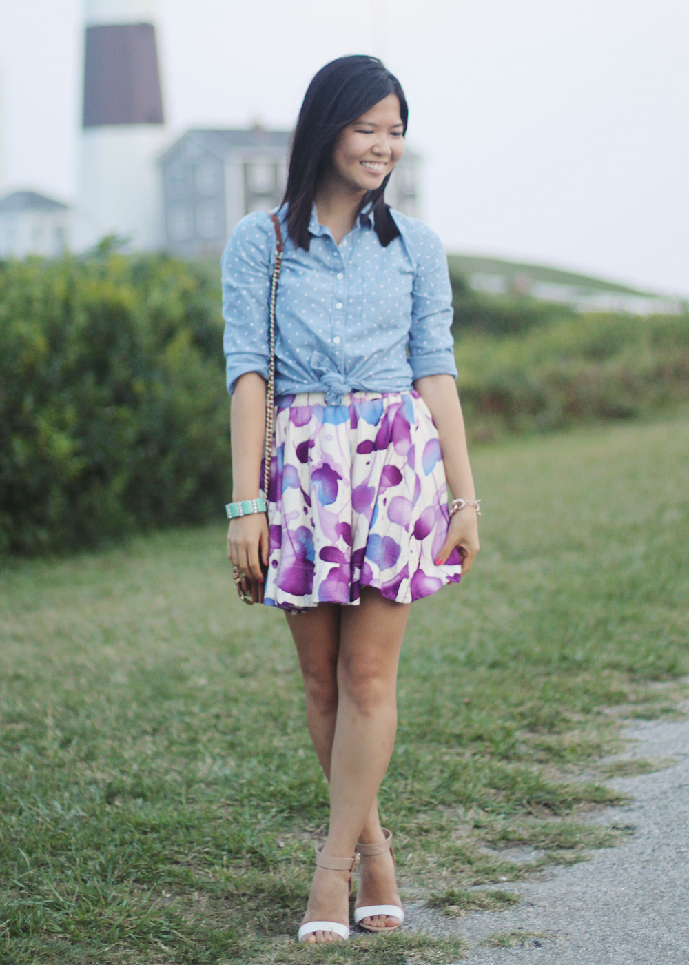 8dd676b20a Skirt The Rules Blog  NYC fashion blogger  style blog  summer outfit photos