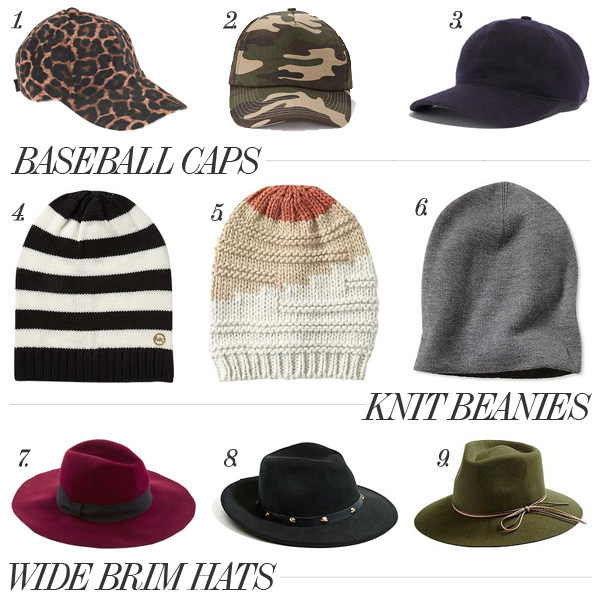 Skirt The Rules Blog; NYC fashion blogger; fall 2013 accessories; what hats to wear for fall; J.Crew Calf Hair Leopard Baseball Cap; Forever 21 Desert Camo Baseball Cap; Madewell FairEnd Flannel Baseball Cap; Michael Kors Black and White Striped Slouchie Beanie; Michael Stars Mesa Triangle Knit Slouch Hat; Banana Republic Rib-Knit Beanie; ModCloth Cran Central Station Hat; Guess Black Studded Wide-Brim Hat; Michael Stars Tied and Trimmed Wide Brim Hat