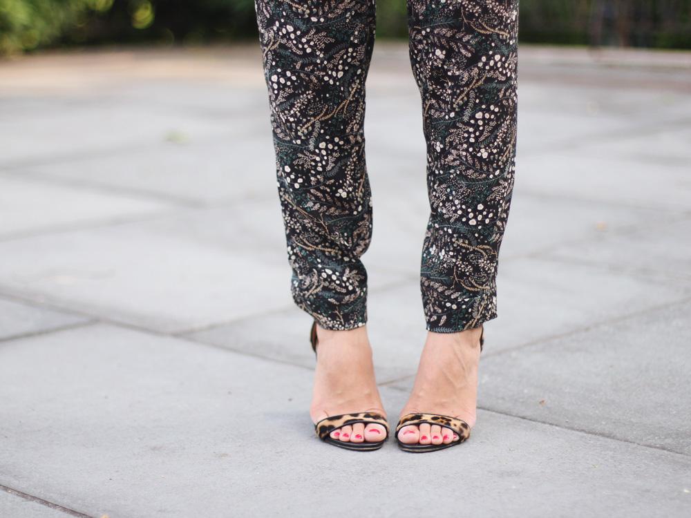 Pajama-Inspired Dressing