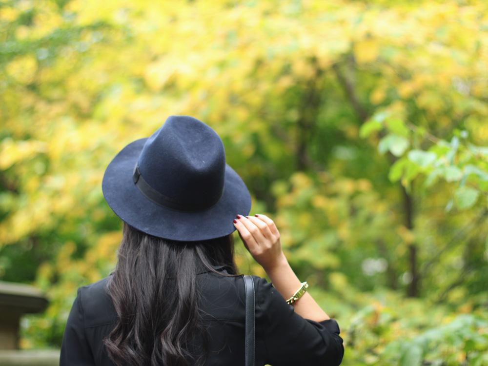 NYC Fall Foliage