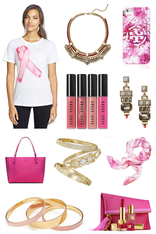 Breast Cancer Awareness Fashion