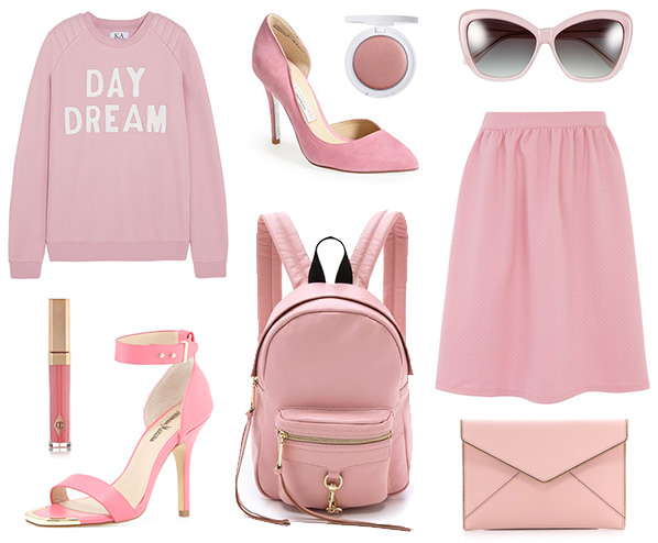 Pantone Colors of Spring 2015: Strawberry Ice