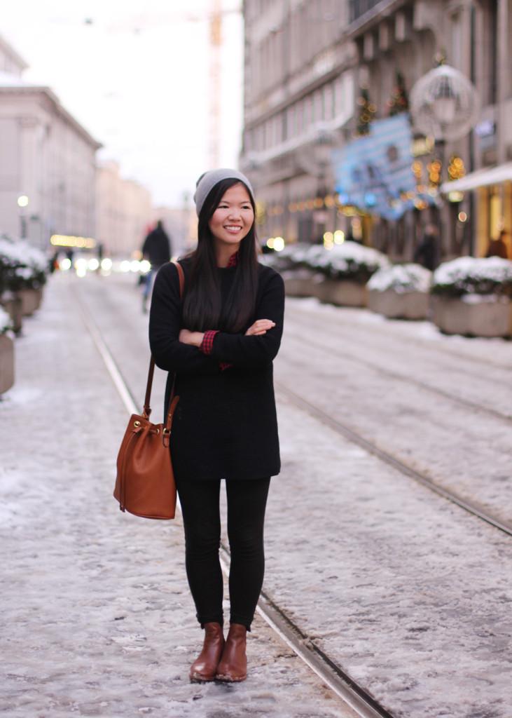 Sweater & Leggings