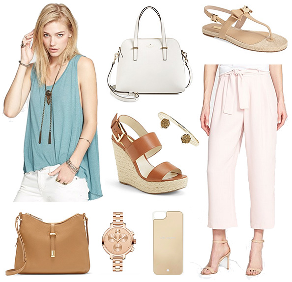 Skirt The Rules // Pastels & Neutrals for Summer