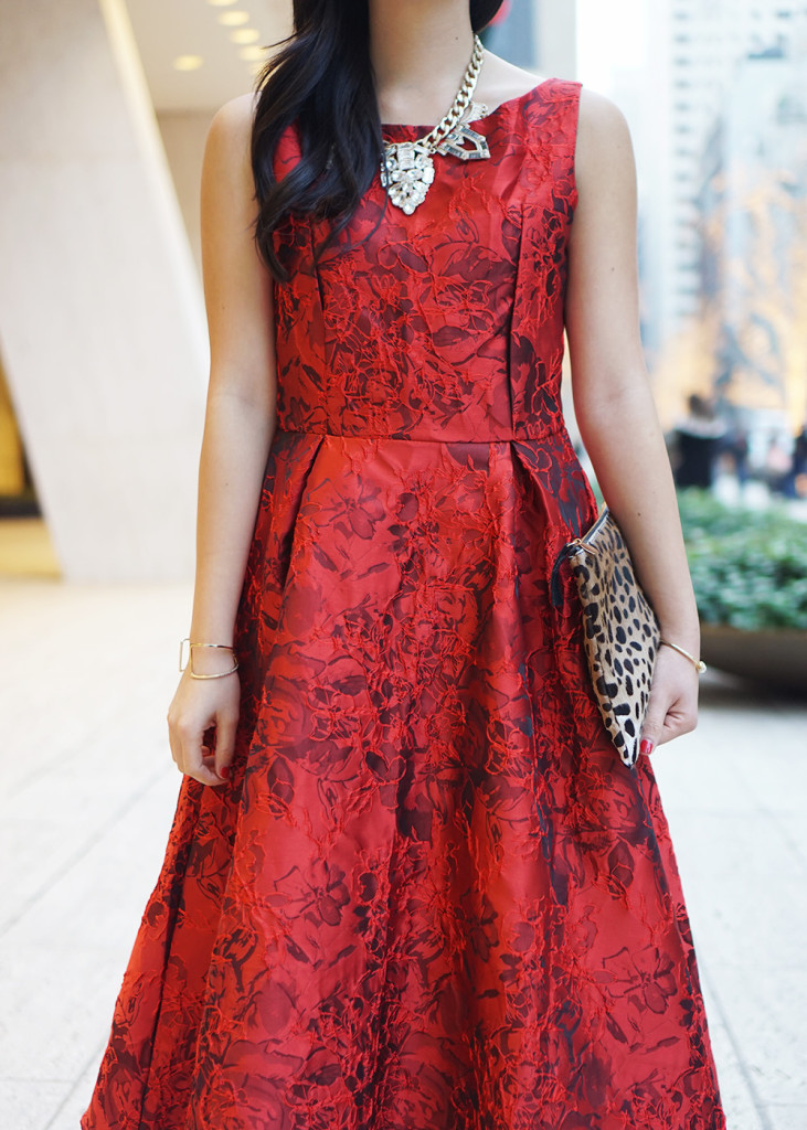 Skirt The Rules / Red Formal Dress