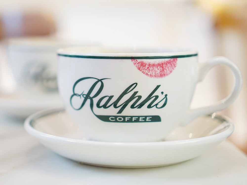 Skirt The Rules / Best Coffee in NYC