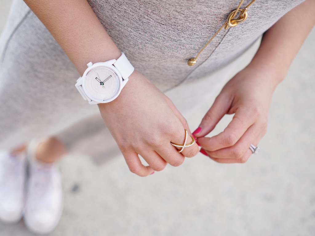 Skirt The Rules / White Watch