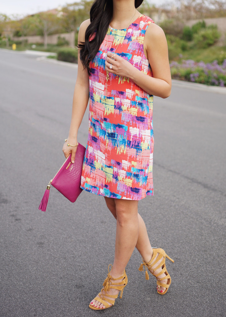 Skirt The Rules / Colorful Spring Outfit