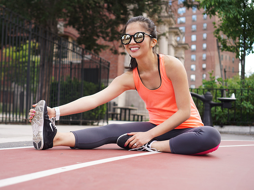 Skirt The Rules / Colorful Workout Gear