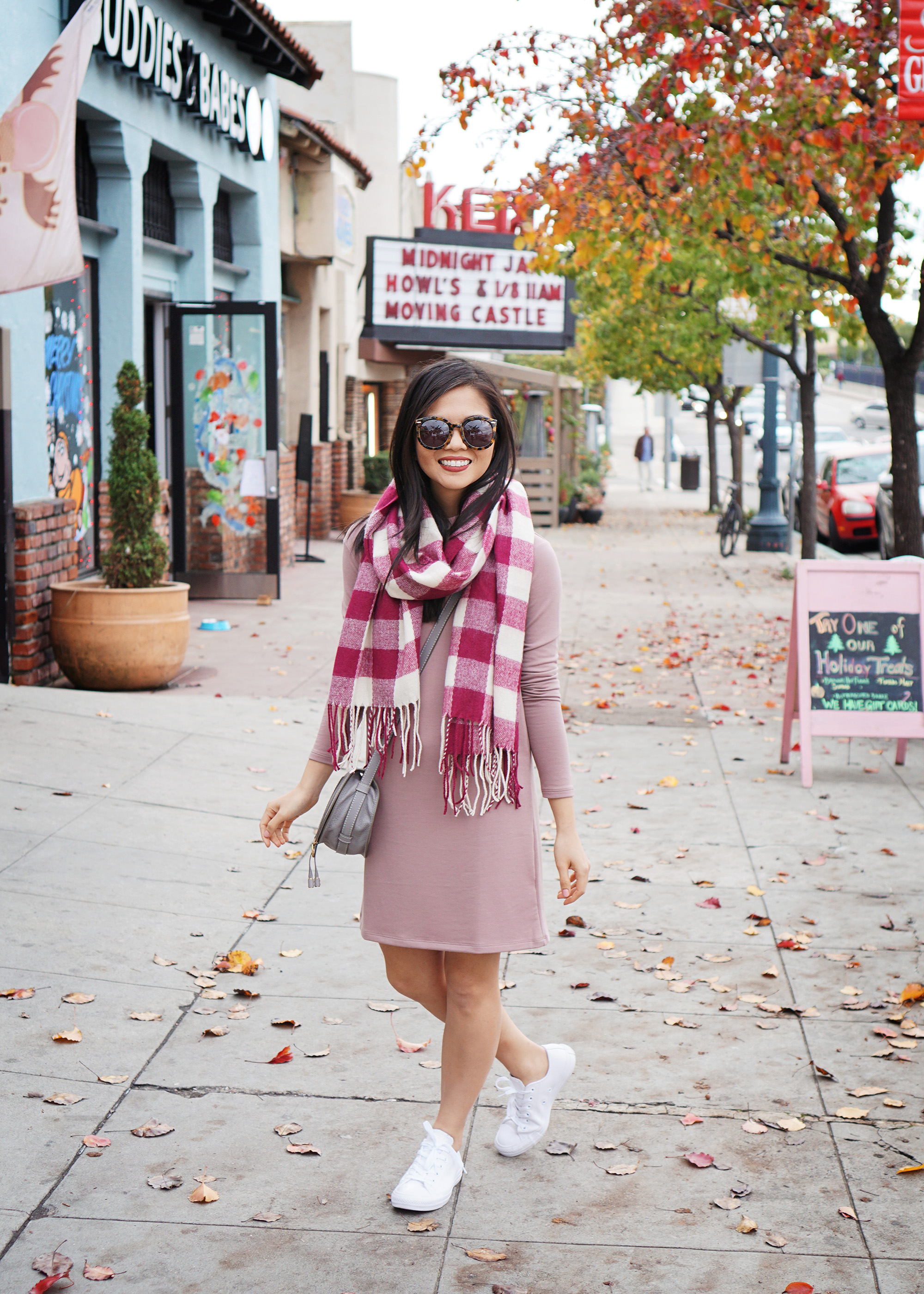 How to Dress for the Winter in San Diego