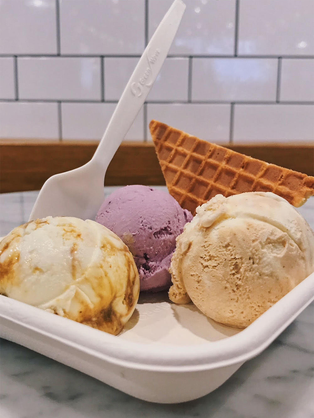Creative Flavored Ice Creams at Jeni's Splendid Ice Cream