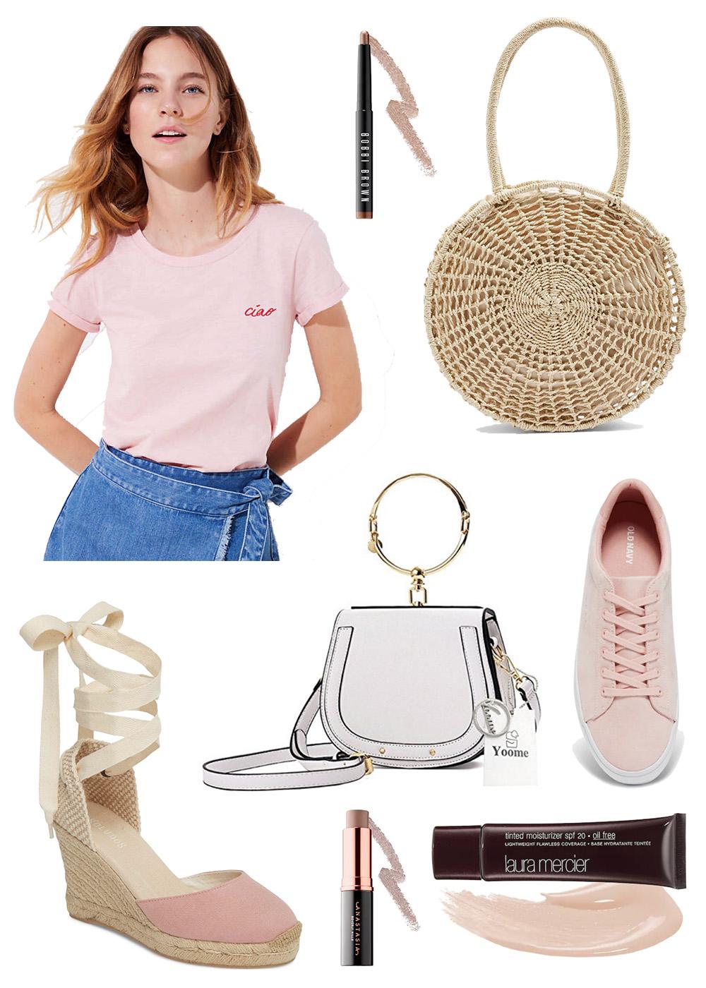 Spring 2018 Fashion Essentials