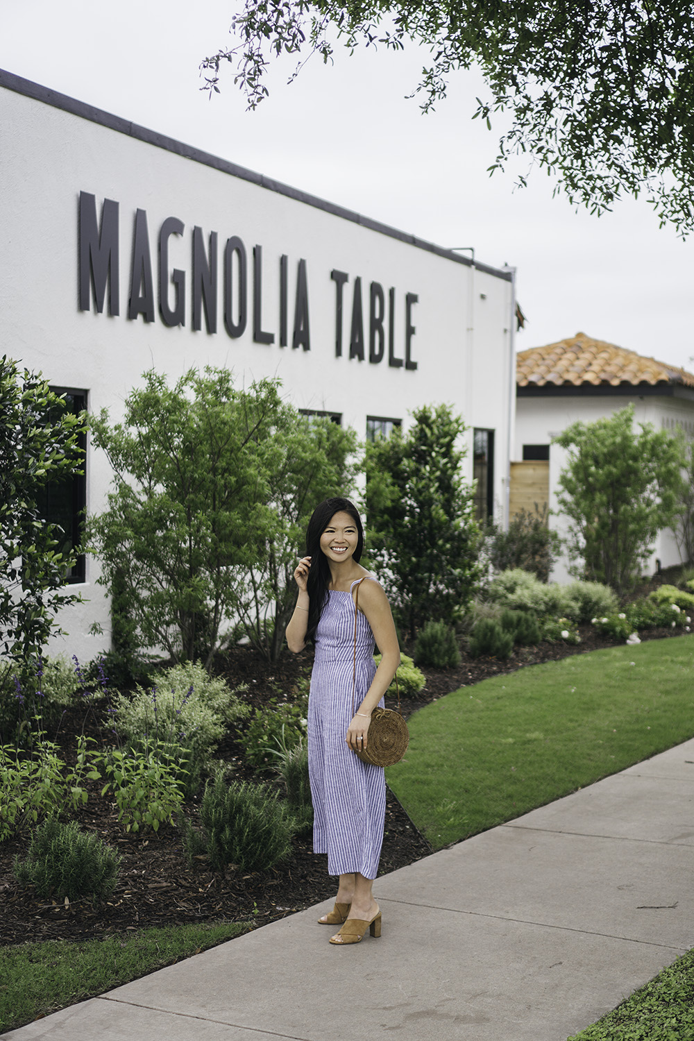Visiting Magnolia Table in Waco, TX