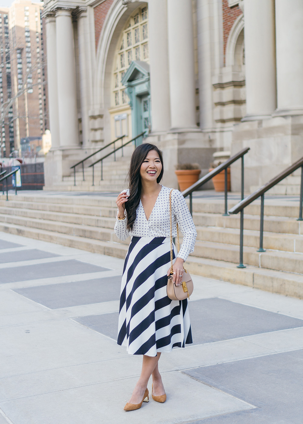 Office Style Inspiration / How to Mix Prints at Work