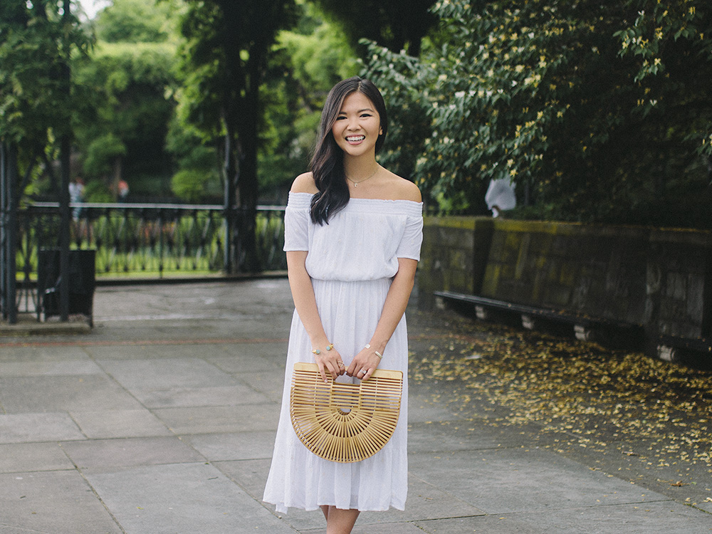 Summer Accessories // Bamboo Ark Bag