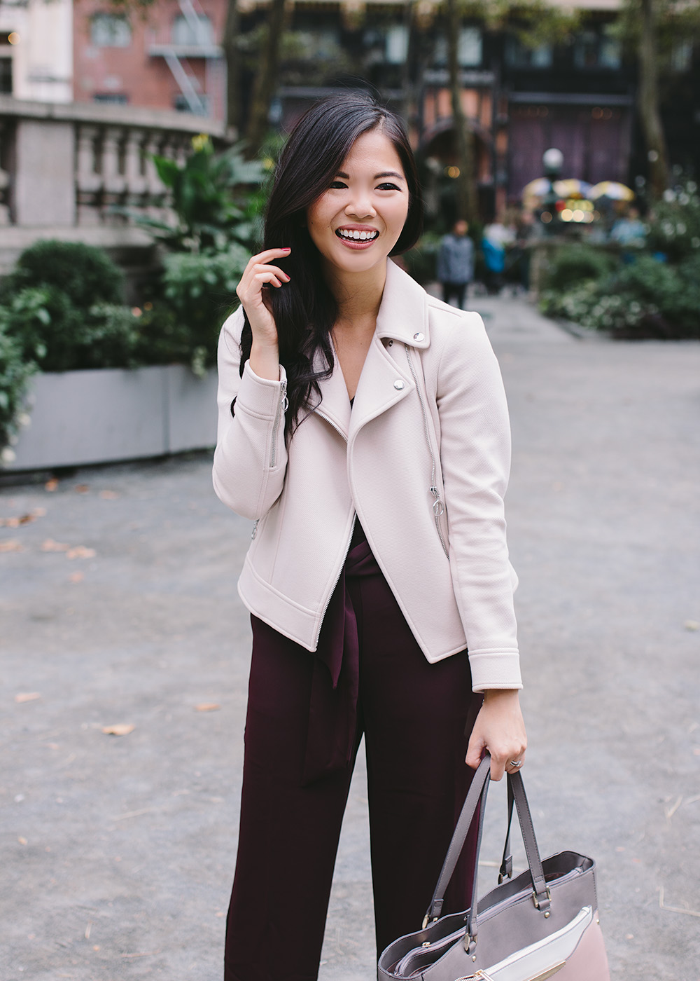 Fall 2018 Color Trends / Burgundy & Blush