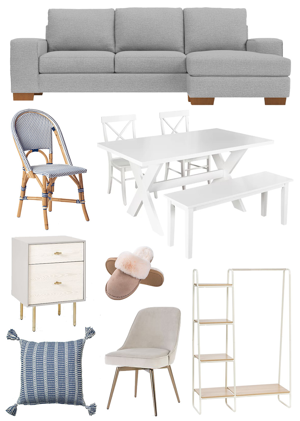 Serena and Lilly Inspired Home Furniture