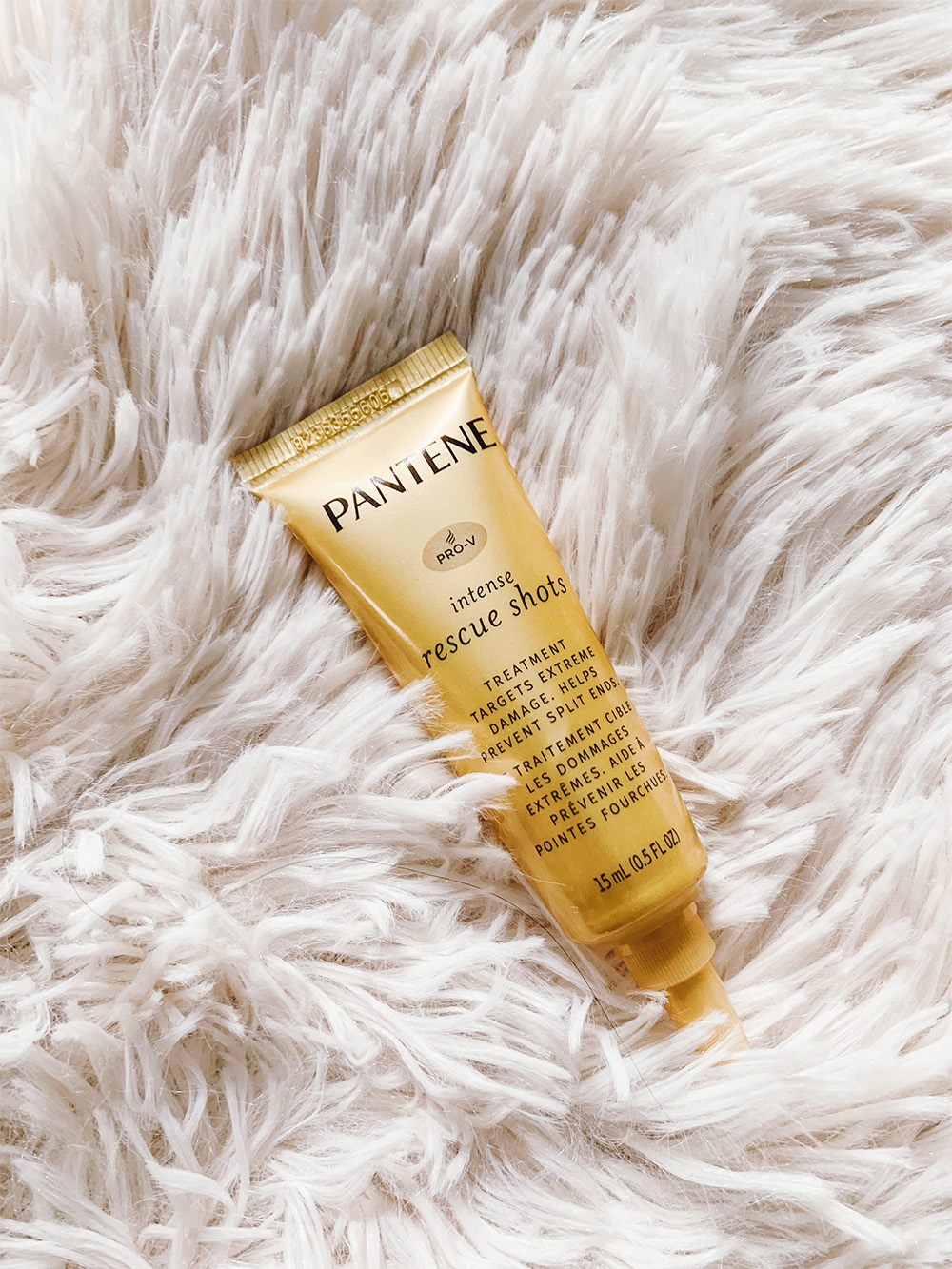 How to Repair Damaged Hair with Pantene Intense Rescue Shots