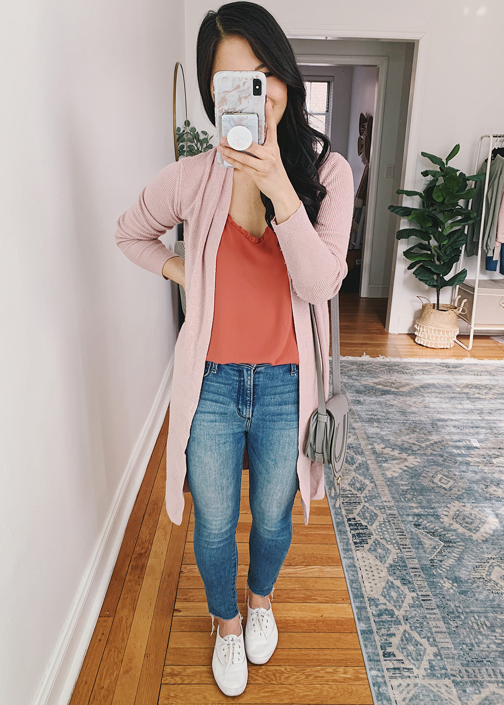 Casual Spring Outfit for Women